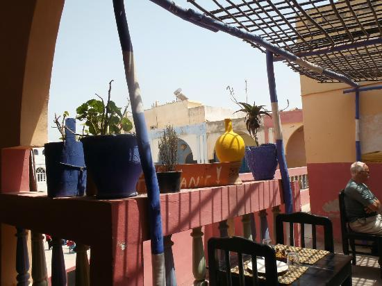 Places en Terrasse Chez Kherfa a Essaouira