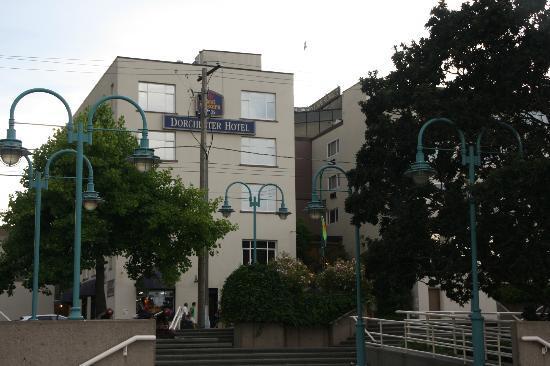 Best Western Dorchester Hotel: Dorchester Best Western, Naniamo
