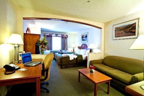 King suite picture of comfort suites schaumburg - 2 bedroom suites in schaumburg il ...