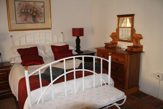 Thylitshia Villa Country Guesthouse: chambre lit double