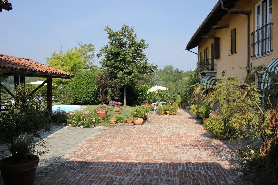 Locanda dell'Antico Cammino: il giardino