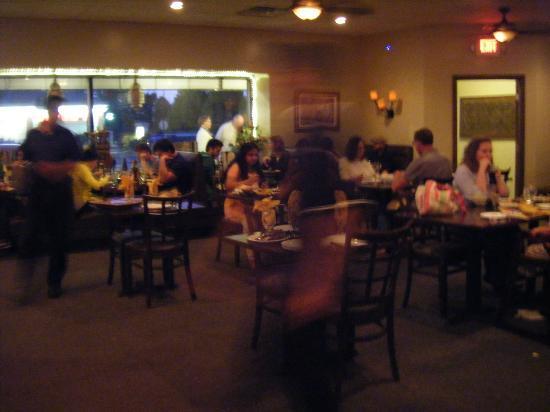 Punjab Cafe: Interior