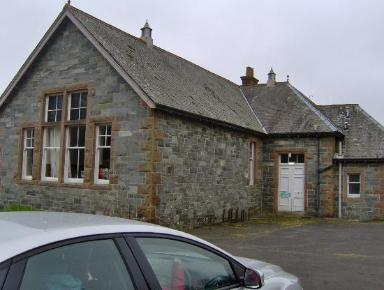 Newton Stewart Youth Hostel: Vista de fora