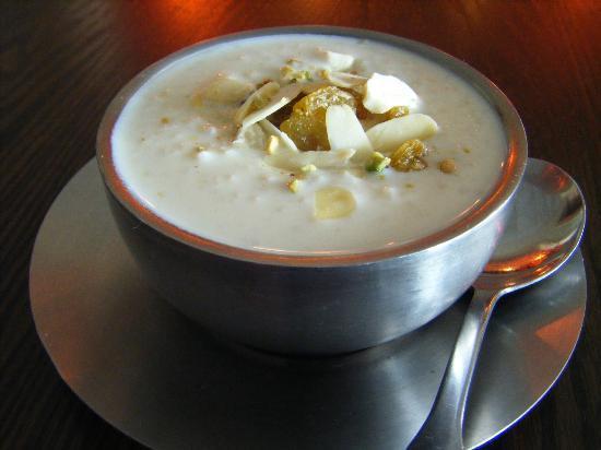 Punjab Cafe: Kheer: rice pudding