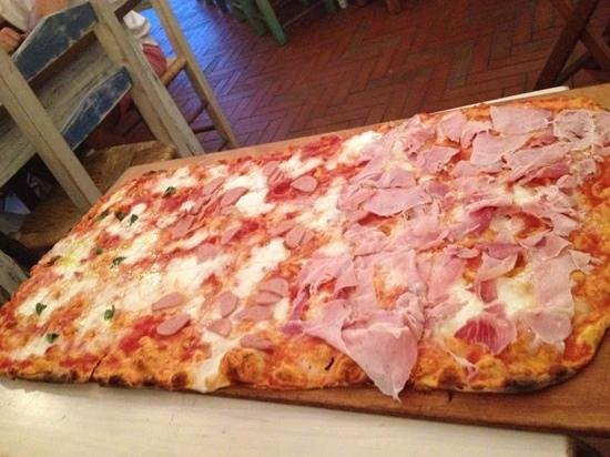 Tamai, Italia: pizza