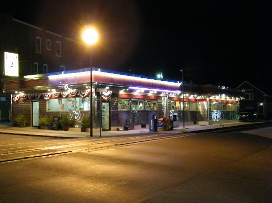 Lincoln Diner : great food
