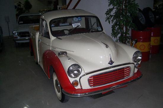 Museo de Coches Clásicos de Malta: Morris pick-up van