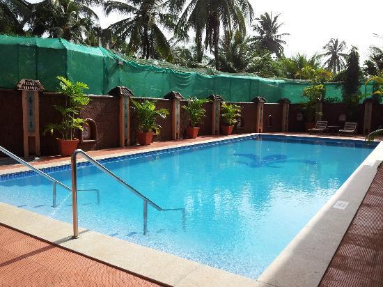 Casa Severina: Pool