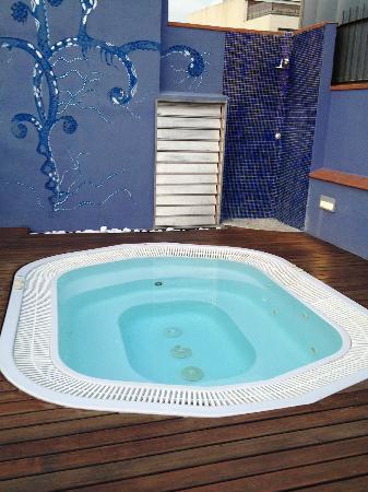 Hotel Ciutat de Barcelona: piscina sul tetto