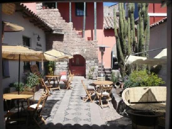 Cafe bar de la casa del corregidor puno restaurant - Bar para casa ...