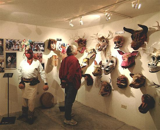 Mask Museum: The Other Face of Mexico