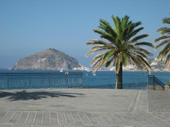 Hotel La Mandorla: il panorama