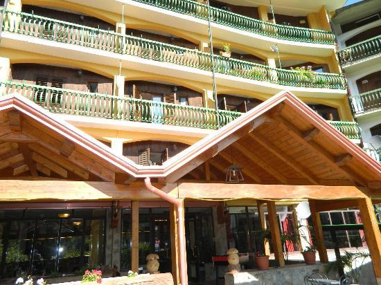 B&B National Park: visto dell Hotel
