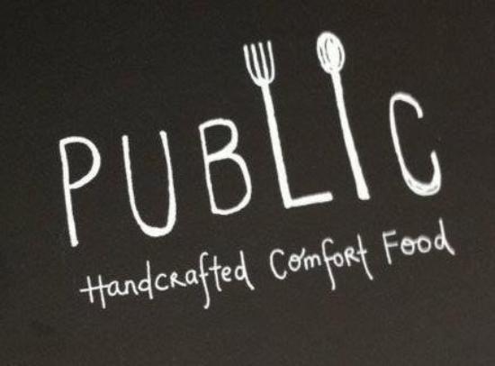 Public: Handcrafted Comfort Food
