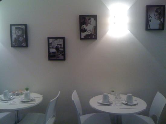 Corona Hotel: Sala colazione