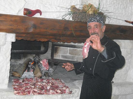 Palazzo Mastroddi: chef camillo