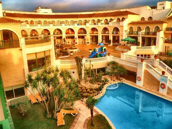 Hotel Pino Alto: Desde la habitación