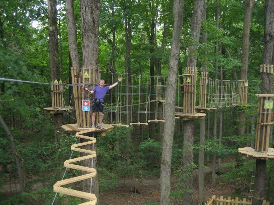 things treetop adventure