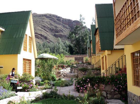 أمارو فال هوتل: habitaciones 