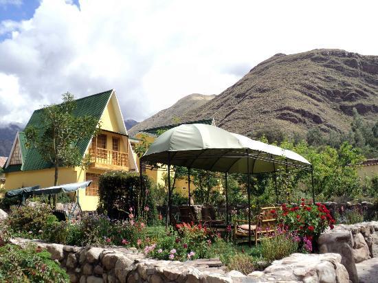 Amaru Valle Hotel: el parque