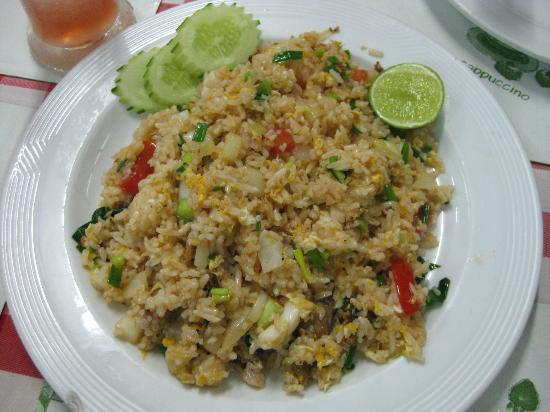 Kwong Shop Seafood: Fried rice