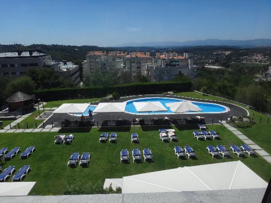 Montebelo Viseu Congress Hotel: Room view