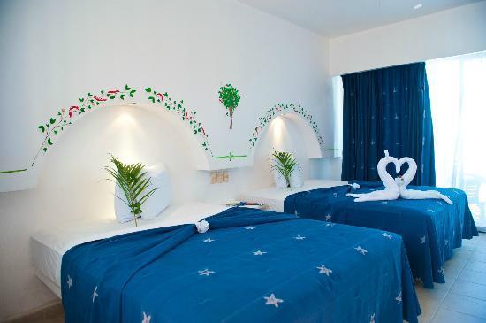 Hotel Banana: Habitaciòn De Luxe 2 Queen