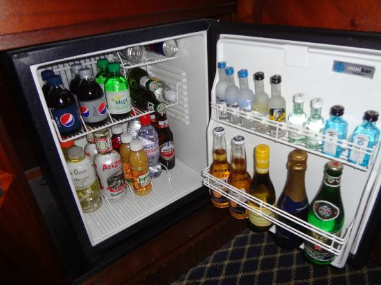 The Ritz-Carlton, South Beach: Mini-bar