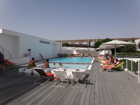 M'Ar De Ar Aqueduto: Pool