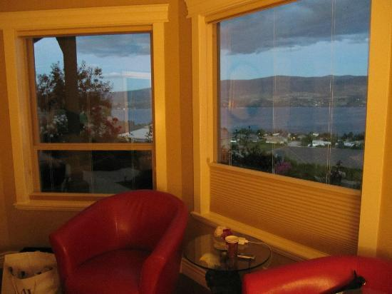 Bella Luna bed and breakfast: View from Bella #1