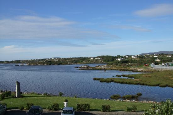 Caisleain Oir Hotel: View from room