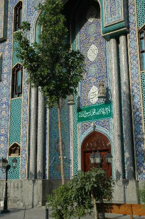 Dubai, United Arab Emirates: Iranian Mosque
