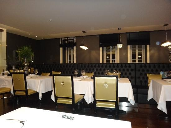 Palace Hotel Monte Real: Restaurant