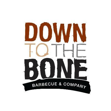 Down to the Bone BBQ & Co. : Logo