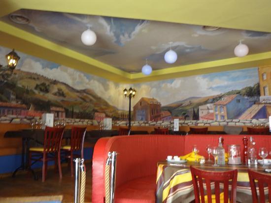Chez Grand Mere: Restaurante