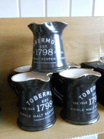 Tobermory Distillery: lo store