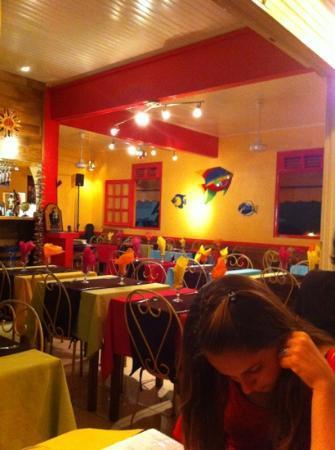 Calin Creole: salle