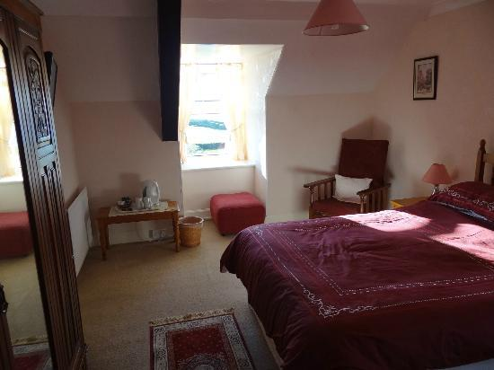Pendrin House: Room