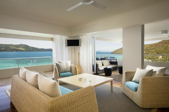 1 Bed Terrace Suite, Reef View Hotel