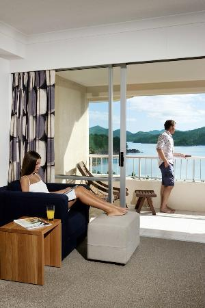 Coral Sea View room, Reef View Hotel