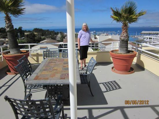 balcony - Picture of Monterey Marriott, Monterey - TripAdvisor