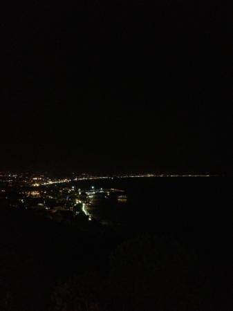 vista dalla Terrazza del Posillipo - Picture of Ristorante ...
