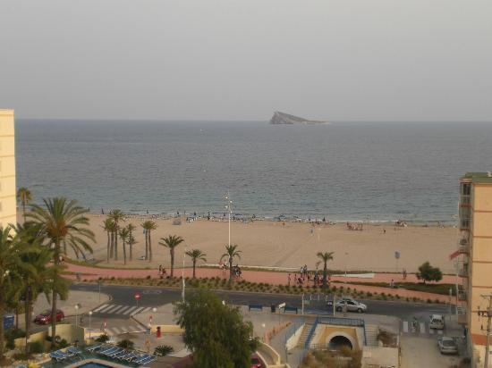 Hotel Poseidon Playa: desde la quinta planta vemos esto