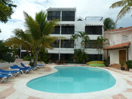 Great Location By The Beach   Review Of Sosua Paradise, Sosua, Dominican  Republic   TripAdvisor