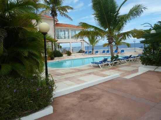 Sosua Paradise : Pool area