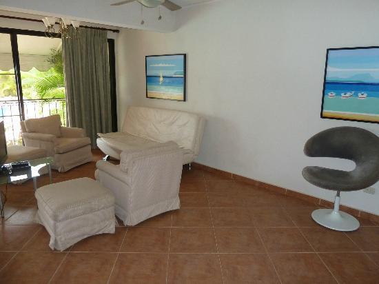 Sosua Paradise: Living room 2