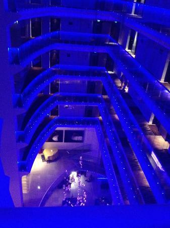 Radisson Blu Hotel Bucharest: Hotel