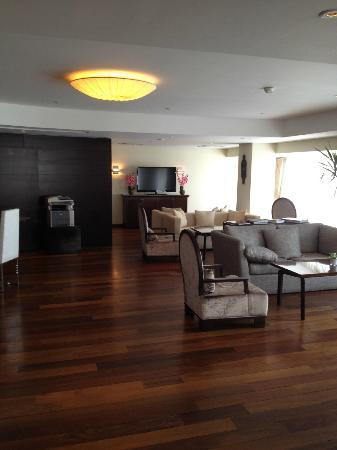 Radisson Blu Hotel Bucharest: Business center