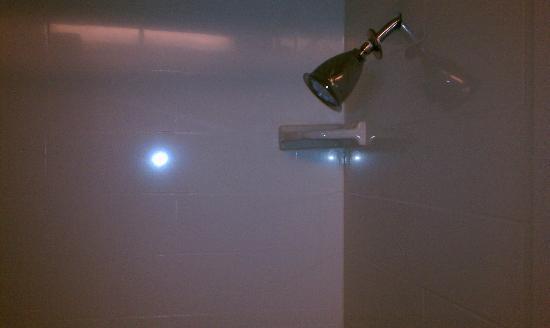 Quality Inn & Suites Valparaiso: Shower