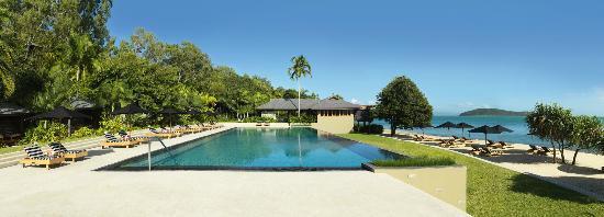 Qualia Resort: Pebble Beach pool, qualia